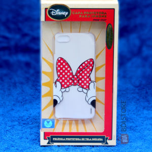 Capa Disney Minnie Laço