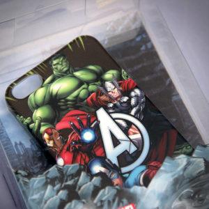 Capa Marvel - Avengers