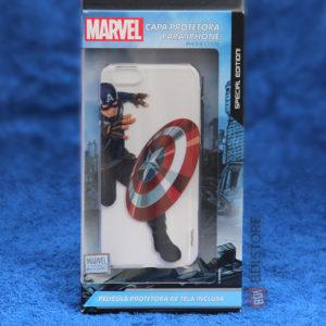 Capa Marvel Capitão América