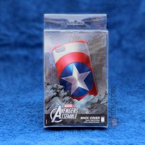 Capa Marvel - Escudo Capitão América