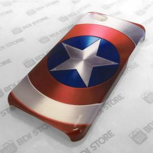 Capa Marvel Escudo