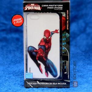 Capa Marvel Spider