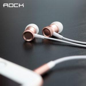 Fones de ouvido ROCK