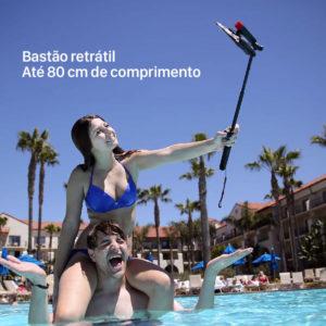 Bastão de Selfie DiCAPac Action