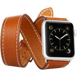 Pulseira Apple Watch Double Tour