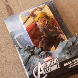 Capa Marvel Thor