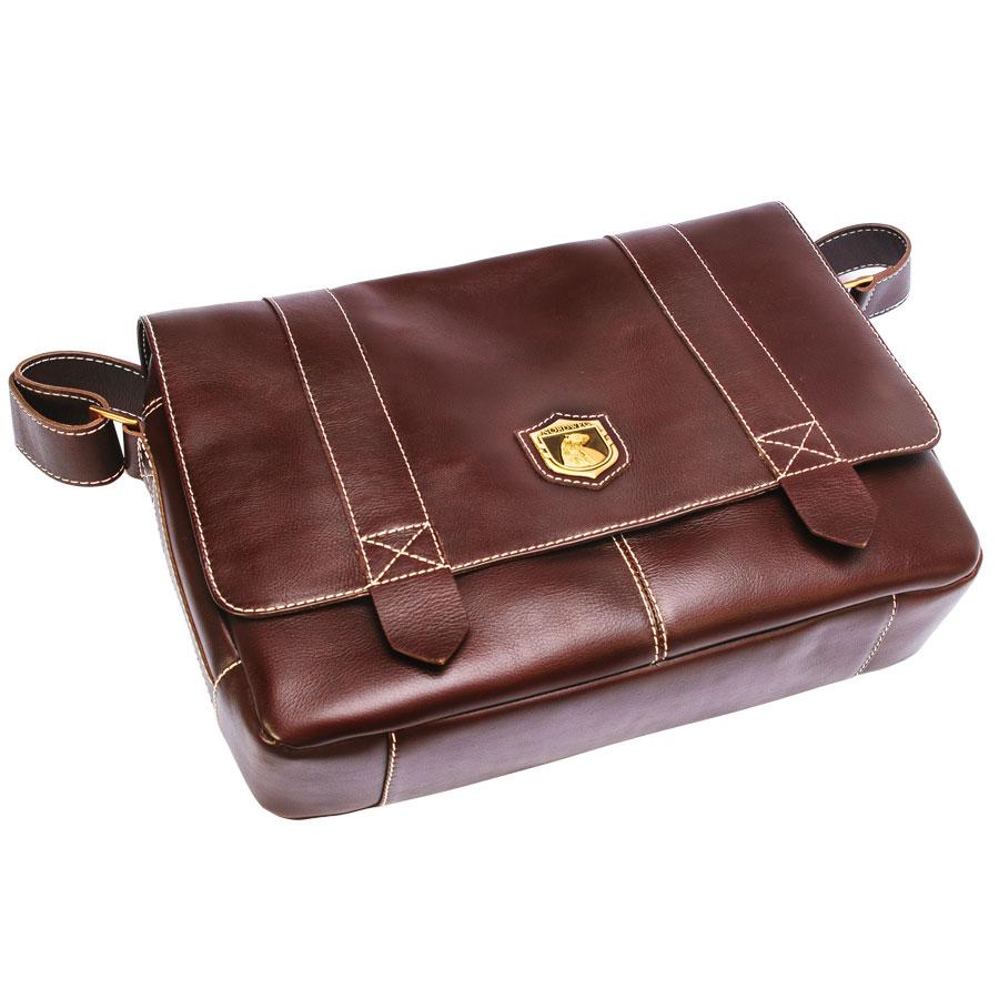 Bolsa De Couro Masculina Armani : Bolsa masculina nordweg em couro para macbook modelo