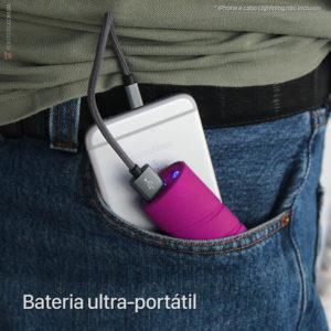 Bateria ultraportátil Candywirez