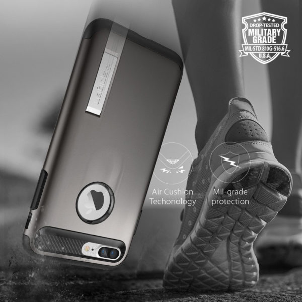 Spiegen iPhone Case Slim Armor