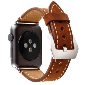 Pulseira de Couro Apple Watch