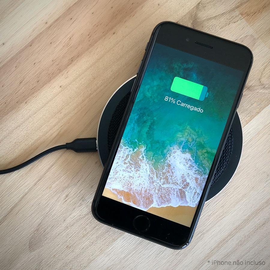 Carregador sem fio w4 pro wireless qi 10w compatvel iphone 8 e carregador stopboris Choice Image